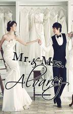 Mr. & Mrs. Alvarez by zairrie