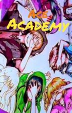 Ace Academy by GeraldineSantiago2