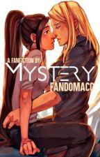 Mystery #Wattys2016 by Fandomacc