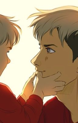 Two Toned and Freckles: Jean X Reader X Marco (Lemon