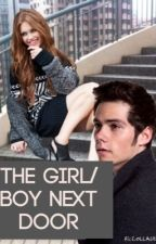 The Girl/Boy Next Door-Stydia AU by Potatocorns