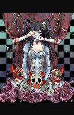 Behind the Mask(A Black Butler Fan-Fiction) by gamerfabitint