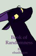 Book of Randomness by Elsa_Animus