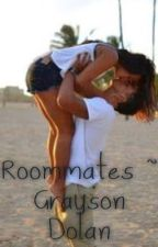 Roommates ~ Grayson Dolan by nikkibrielle