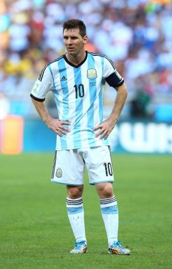 Messi's Sister