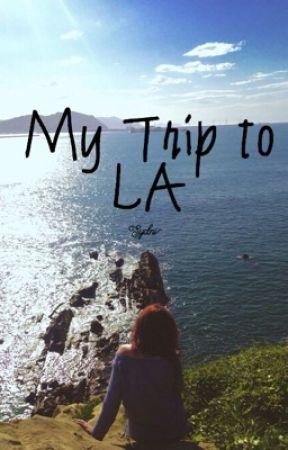 My Trip to L.A. ► A Cube SMP Fanfiction by cubesmpx