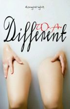 Different by -MaryTheMerry-