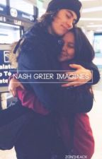 Nash Grier Imagines by Zontheacx
