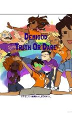Percabeth Fanfiction Truth Or Dare Wattpad