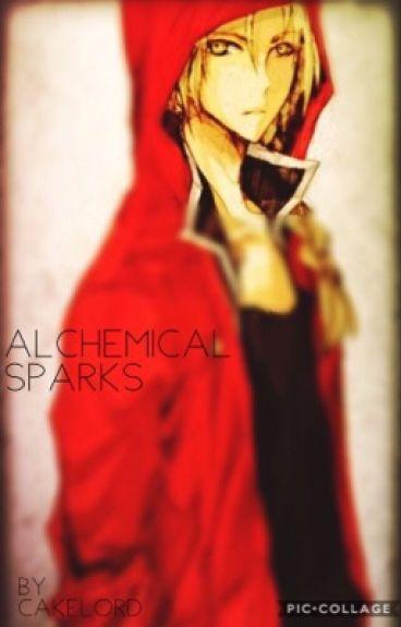 Alchemical Sparks (Ed x reader) (FMAB)