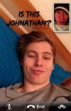 Is This Johnathan?   Cake AU by idiotdirtbag