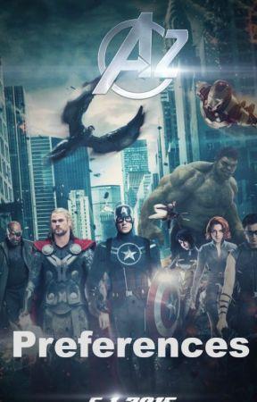 Avenger Preferences - 7 Mins in Heaven - Loki - Wattpad