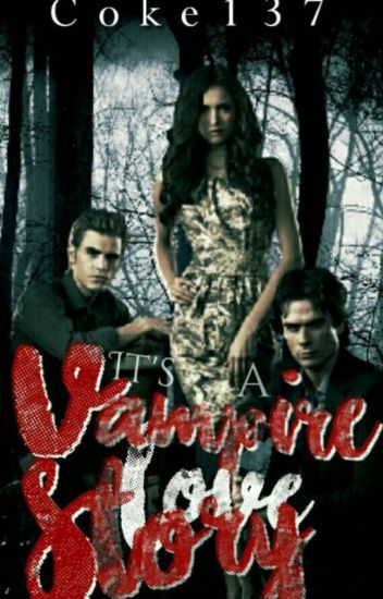 It's a Vampire Love Story (Sequel to Arianna Gilbert)