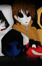 Creepypasta x Male!reader by Hoodie_Proxy_