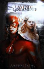 Cayendo lentamente »Barry Allen / The Flash by starthatshine