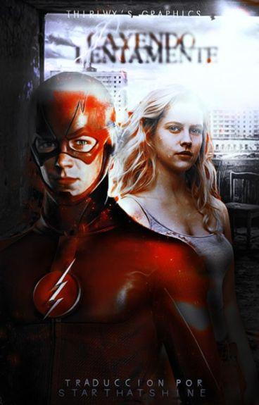 Cayendo lentamente »Barry Allen / The Flash