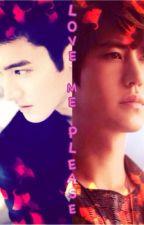 Love Me Please [WonKyu FanFic] (Completed) by Yokkie_ELF