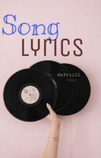 All Song Lyrics [ English, Korean, Tagalog Etc. ] by Jill_Yan_