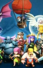 Clash of Clans troops by Polarted