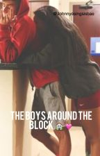 The boys around the block (a Hayden and Johnny Orlando Fanfic) by deeznuts4lyfe