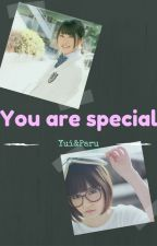 [Shortfic][YuiParu] You are Special. by ToraKun9