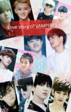 Love Story Of Vampires by exoLtinkerbell