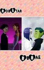 Teen Titans by XxRobStarIsLifexX
