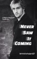 Never Saw It Coming: Pietro Maximoff by iamnotwhoiam97