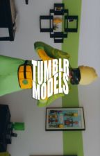 tumblr models ☁ muke by mukeyhemmo