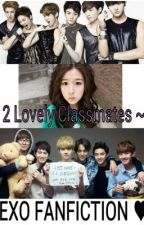 12 Lovely Classmates~ [Fanfiction] EXO by readeer