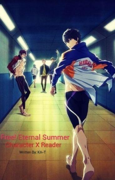 Free! Eternal Summer Character x Reader!