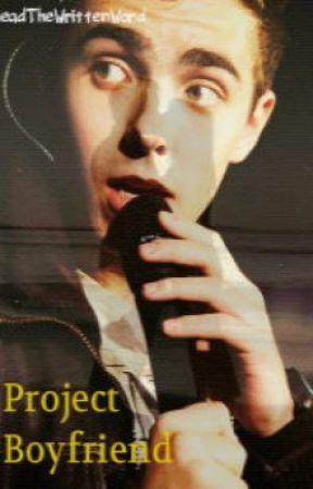 Project Boyfriend  by ReadTheWrittenWord