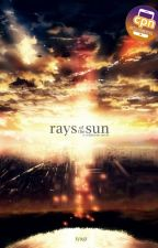 「太陽の光線」Rays of the Sun by iyagine