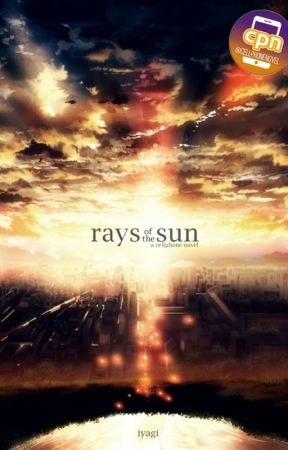 「太陽の光線」Rays of the Sun by iyagine