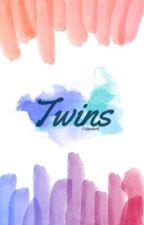 Twins by calpaluek