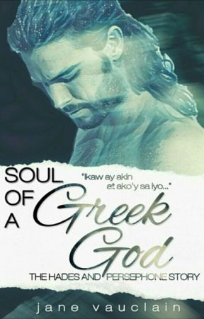 Soul Of A Greek God by JaneVauclain