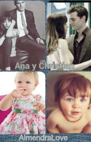 Ana y Christian ... Una nueva Vida Juntos