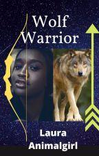 Wolf Warrior by LauraAnimalgirl