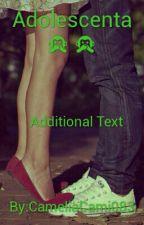 Adolescenta by CameliaCami083