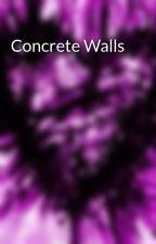 Concrete Walls by NellieDiamond