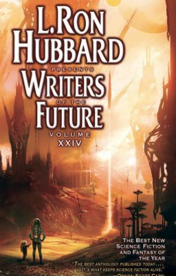Writers of the Future Anthologies