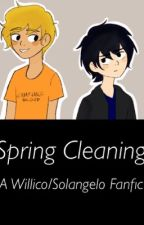 Spring Cleaning: A Willico/Solangelo Fanfiction (BoyxBoy) by fanfic_writer13