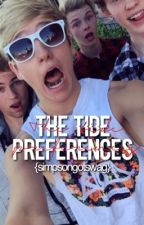 The Tide Preferences by simpsongotswag