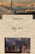 Snapchat - Hayes Grier by Kookies_06