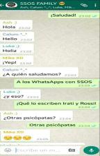 Whatsapps Con 5SOS by LetrasSuspensivas