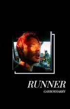 RUN ✈ LASHTON by gayboyharry