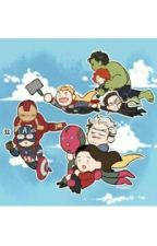 ›Avengers Preferences‹ by sof_francxstan