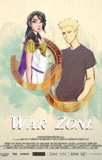 War Zone; 2 temporada de DL (Jason Grace y tu) by Gio432
