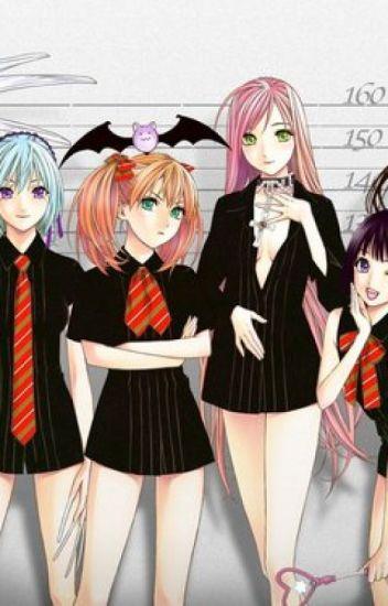 Vampire sisters (Diabolik lovers!)