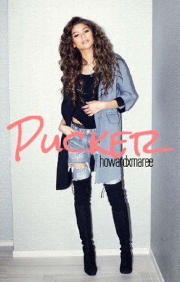 pucker | zendaya